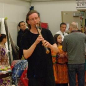 Todd M. on Shakuhachi